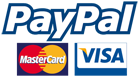 Paypal, Visa or Wire