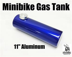 Mini Bike Gas Tank Kit, 11 inch
