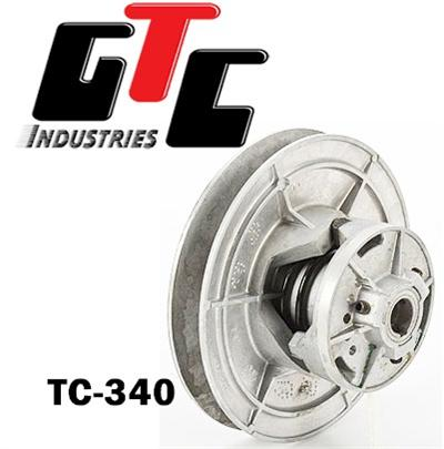 "TC340 DRIVEN UNIT CLUTCH 5/8"" BORE"