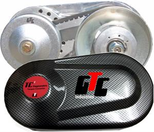 1002T - GTC TC2 Go Kart Torque Converter for Tecumseh Engine