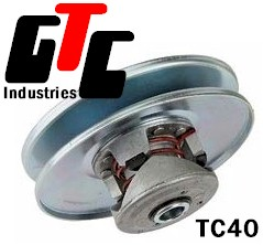 1103 - GTC TC40 DRIVEN, 5/8 INCH BORE