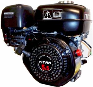 Titan TX160s 5.5hp Powersport Engine