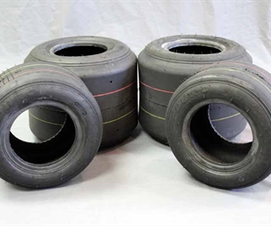 Voodoo VK1 Kid Kart Tire Package
